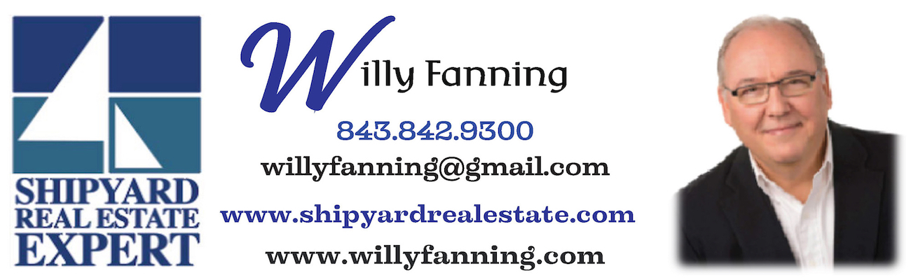 Willy Fanning 843.816.1286 Logo